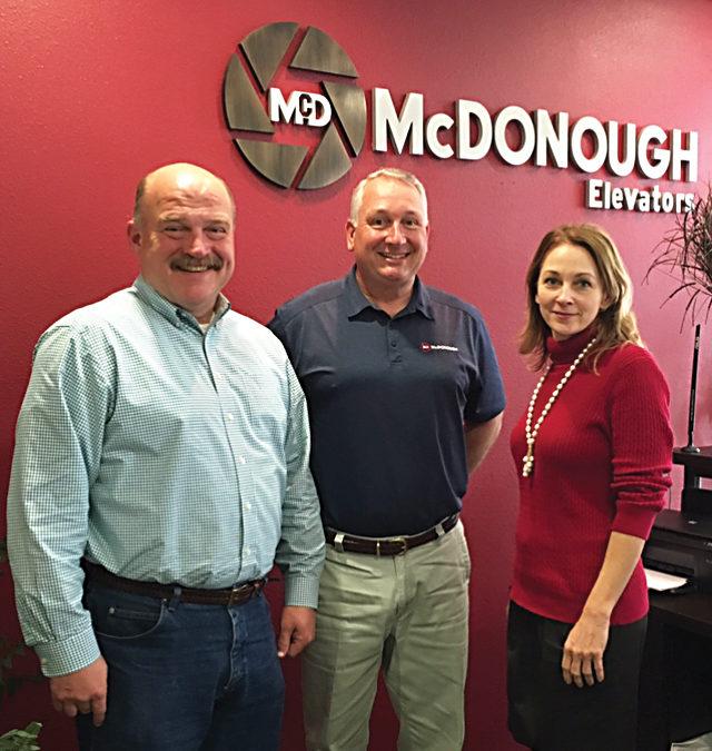 BIC April 2017 McDonough Elevators