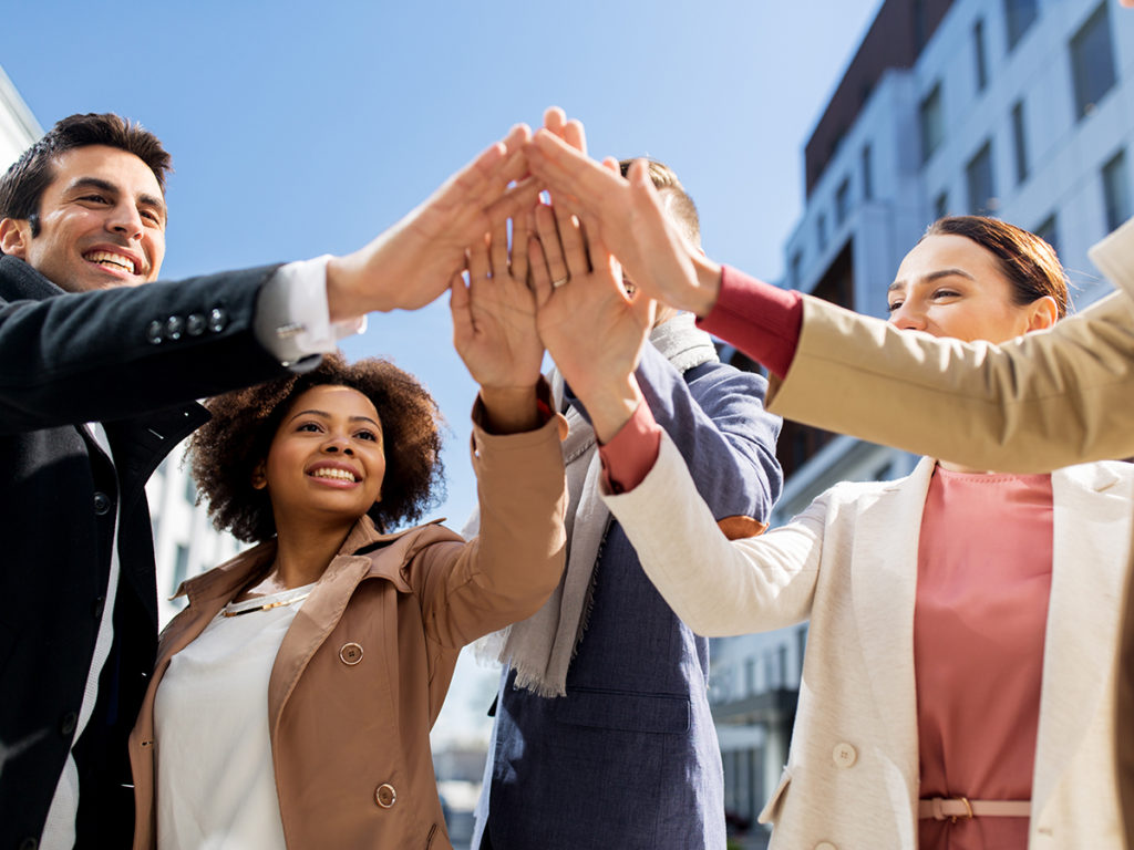 Good leaders with BIC Recruiting