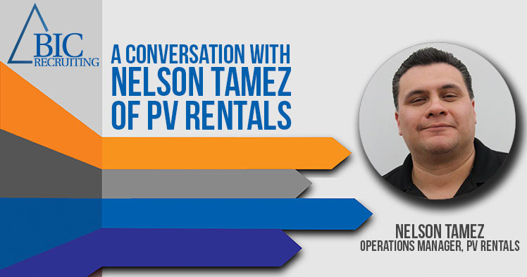 Executive profile: Nelson Tamez of PV Rentals