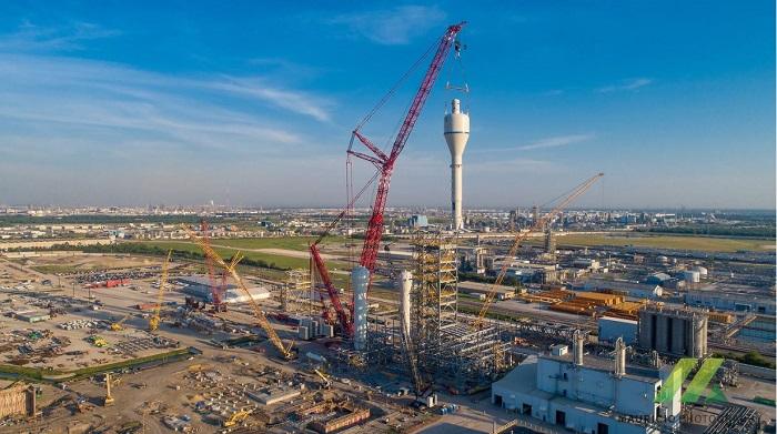 Christopher Bland leads Braskem's Delta polypropylene plant build