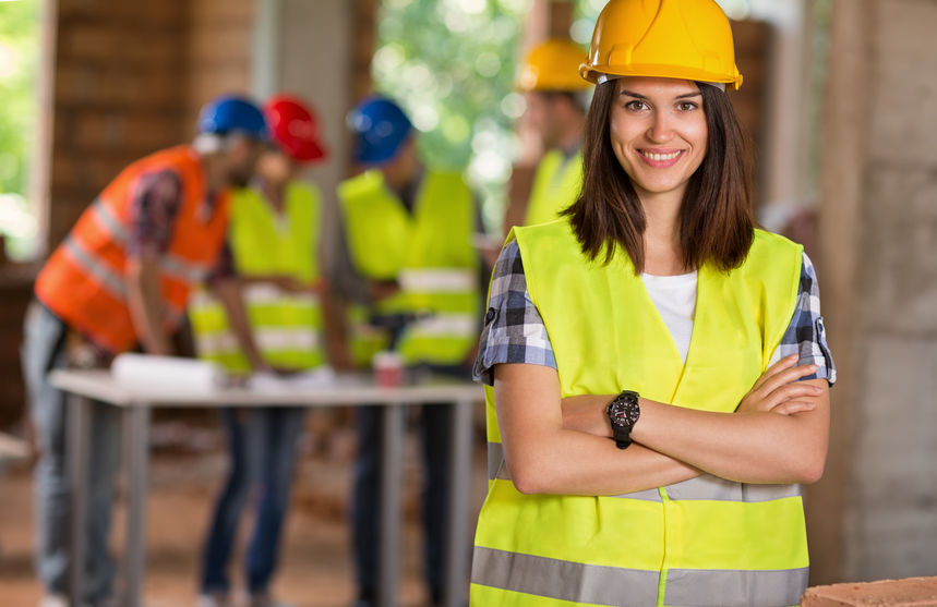 Women poised to make waves in construction industry