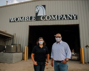 BIC Recruiting works with Womble Co. on a hire