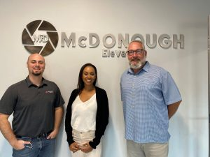McDonough uses BIC Recruiting to make a key hire.